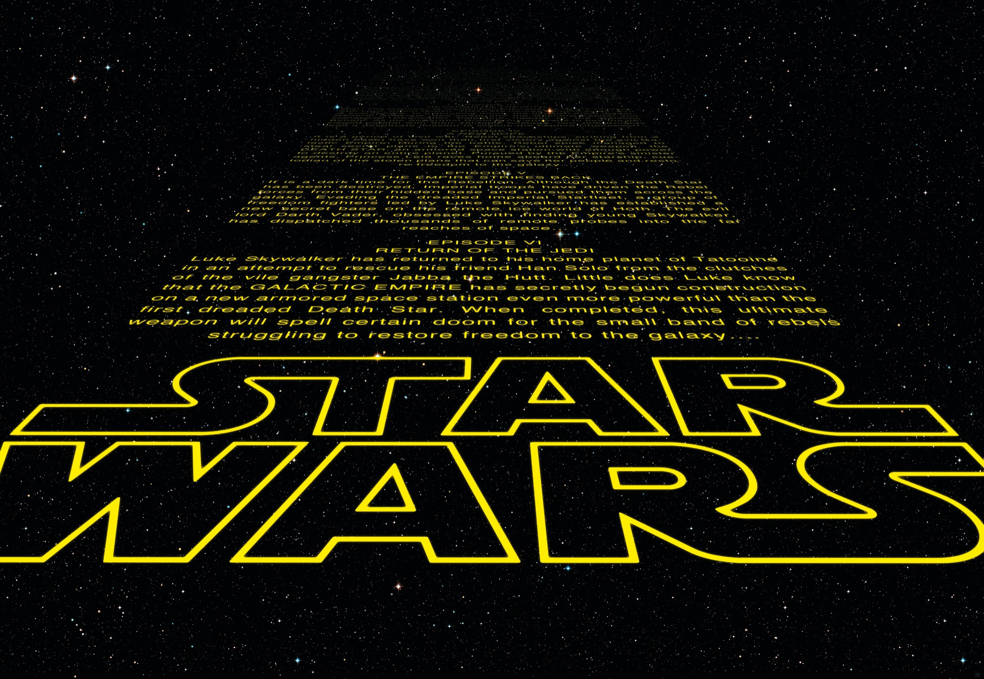 Fototapety Star Wars
