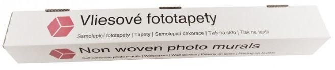 Balení fototapety