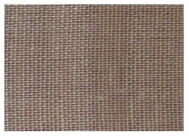 Bambusový obklad - mřížka