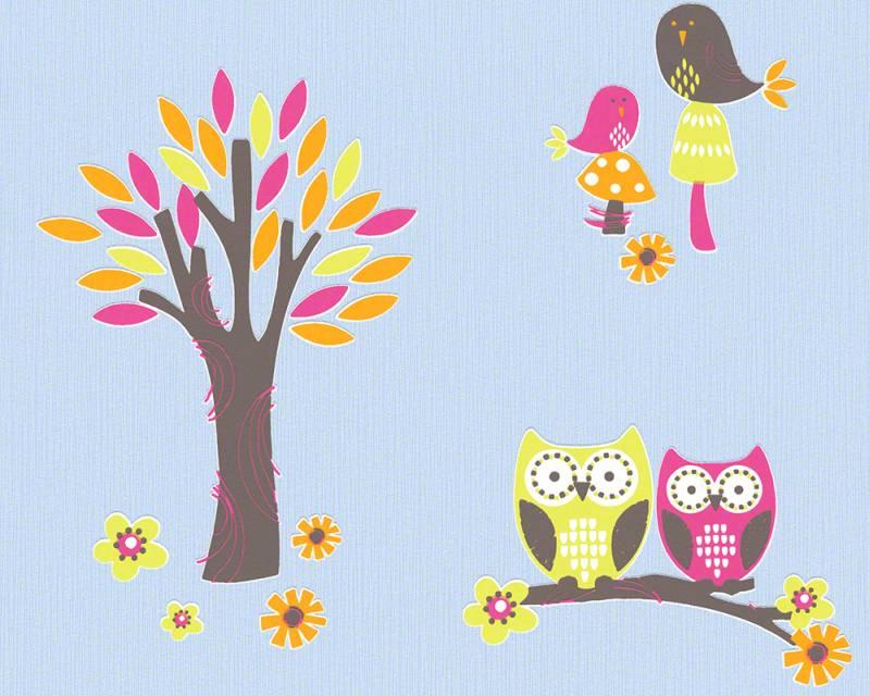 Dětská tapeta Esprit Kids 3 94115-3 (Vliesová dětská tapeta)