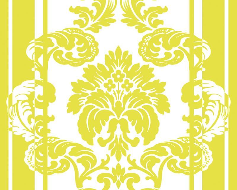 Samolepicí panel Pop Up 94225-2 (0,35 x 2,5 m - bílá, žlutá)