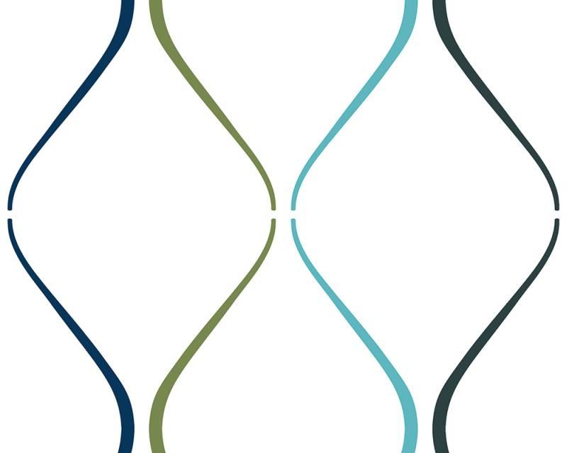 Samolepicí panel Pop Up 94227-1 (0,35 x 2,5 m - bílá, barevná)