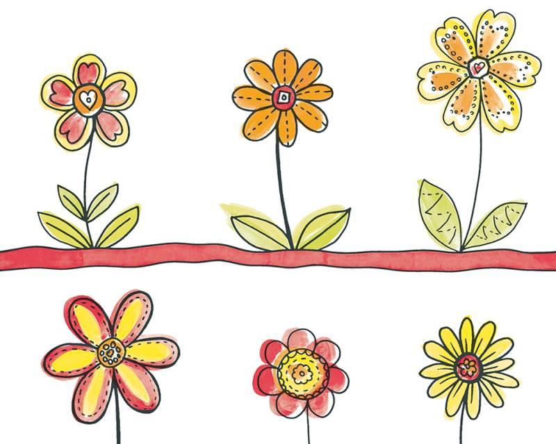 Samolepicí panel Pop Up 94232-2 (0,35 x 2,5 m - bílá, barevná)