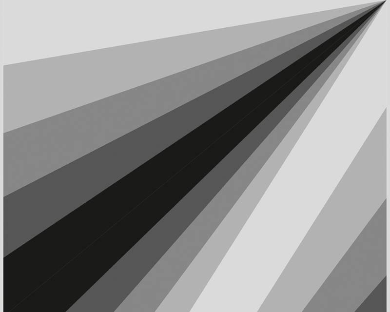 Samolepicí panel Pop Up 94247-1 (0,35 x 2,5 m - šedá, černá)