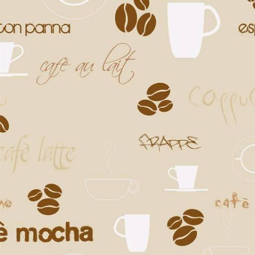 Samolepicí tapeta Coffee 15-6300 (Samolepicí fólie | 45 cm x 15 m)