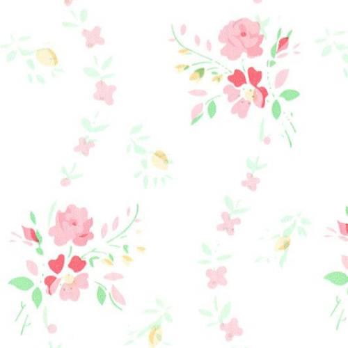 Samolepicí tapeta Růžové květy 15-6435 (Samolepicí fólie | 45 cm x 15 m)