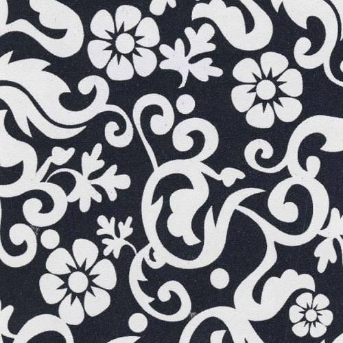 Samolepicí tapeta Černobílé květy 15-6485 (Samolepicí fólie | 45 cm x 15 m)