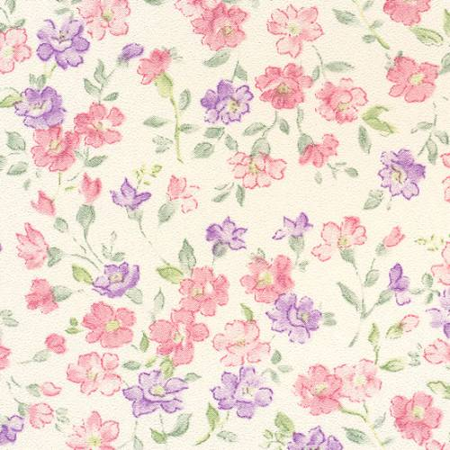 Samolepicí tapeta Red Flowers 15-6830 (Samolepicí fólie | 45 cm x 15 m)