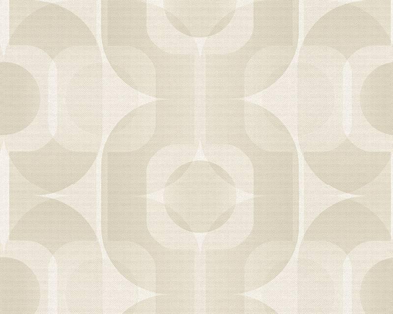 Tapeta na zeď Danke 95528-3 (Béžová, krémová, bílá)