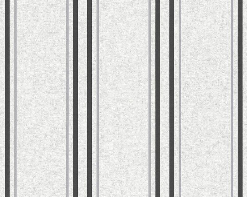 Tapeta na zeď Danke 95518-1 (Šedá, černá, bílá)