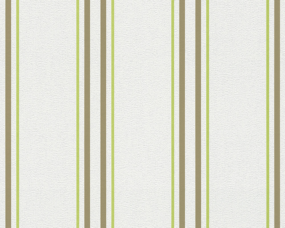 Tapeta na zeď Danke 95518-2 (Zelená, bílá)