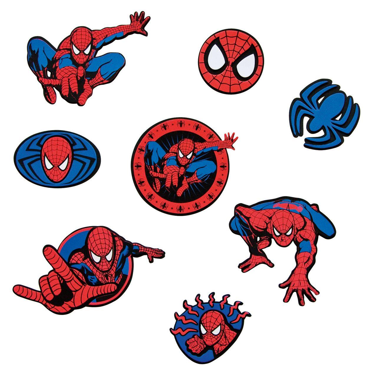 Mini pěnové figurky Spiderman