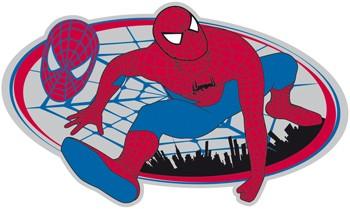 Velká pěnová figurka Spiderman