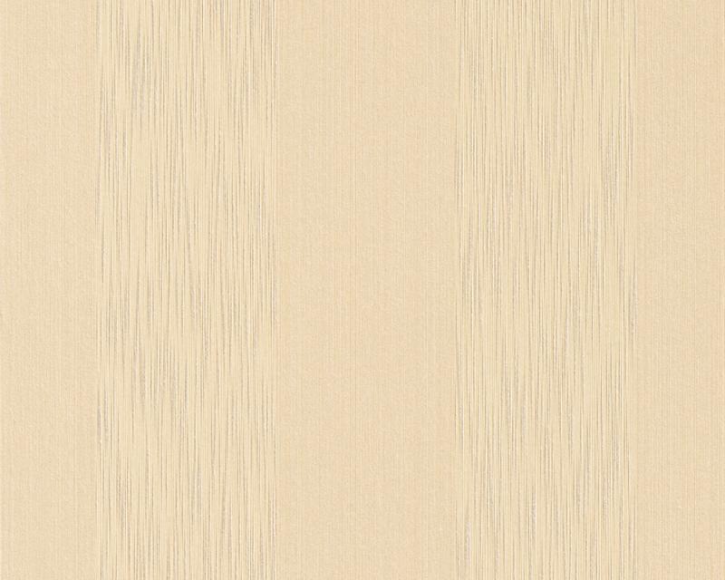 Tapeta A.S. Création Tessuto 95660-5 | 0,53 x 10,05 m (Textilní tapeta - béžové pruhy)