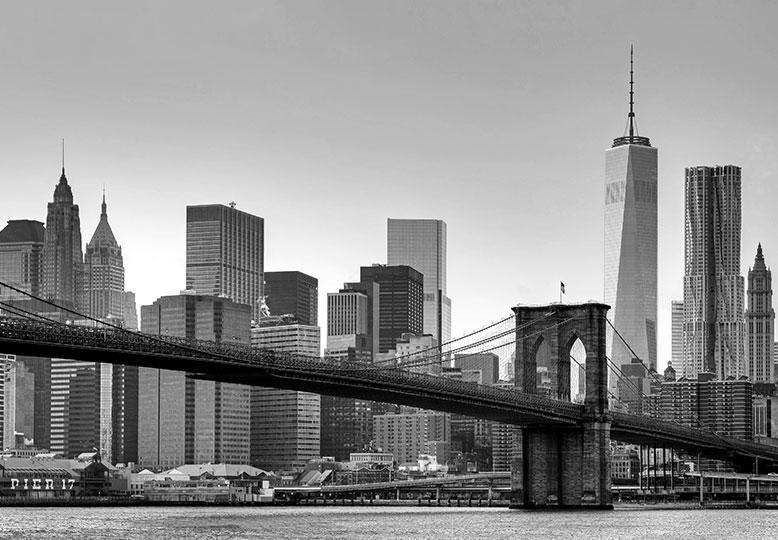 Fototapeta W+G New York 366 x 254 cm 149 (8-dílná fototapeta | 366 x 254 cm)