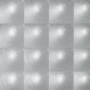 Patifix okenní fólie Transparent Čtverce - šíře 45 cm