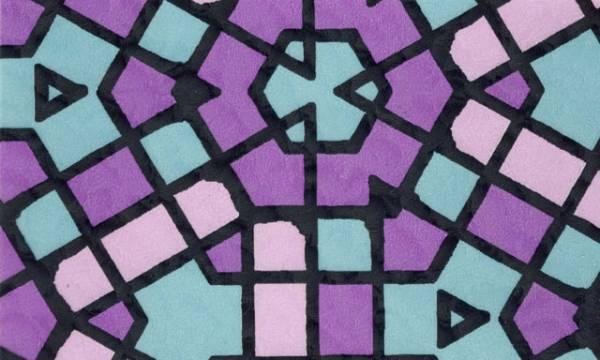 Samolepicí tapeta MOZAIKA - šíře 45 cm (Samolepicí fólie | 45 cm x 15 m)