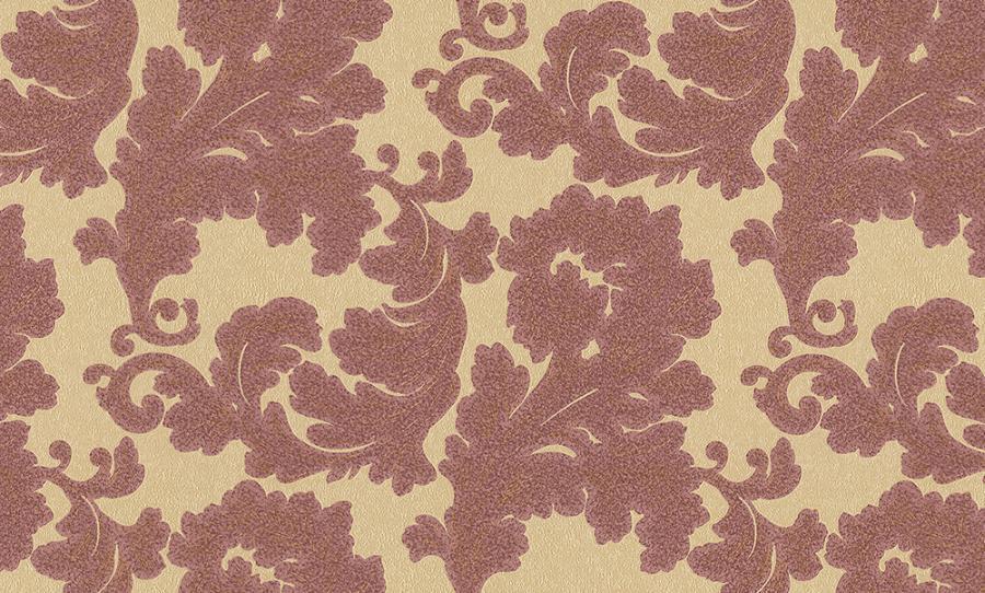 Tapety na zeď Temptation 95938-6 (Vliesové tapety - zlatá, vínová)