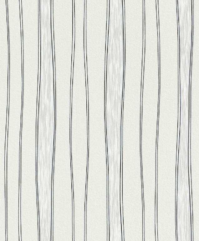 Tapety na zeď Your Season 435214 (Vliesová tapeta - bílá, šedá, černá)