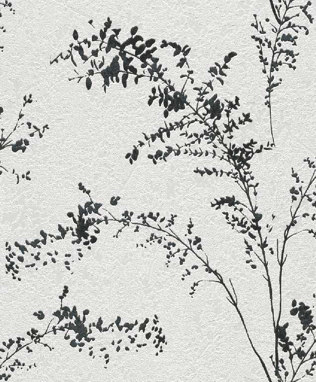 Tapety na zeď Your Season 435818 (Vliesová tapeta - bílá, černá)