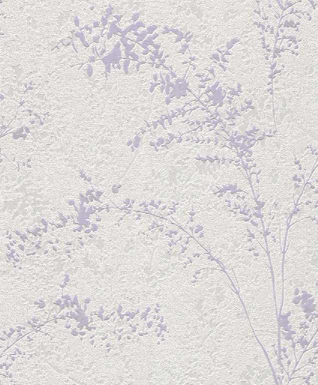 Tapety na zeď Your Season 435825 (Vliesová tapeta - bílá, fialová)