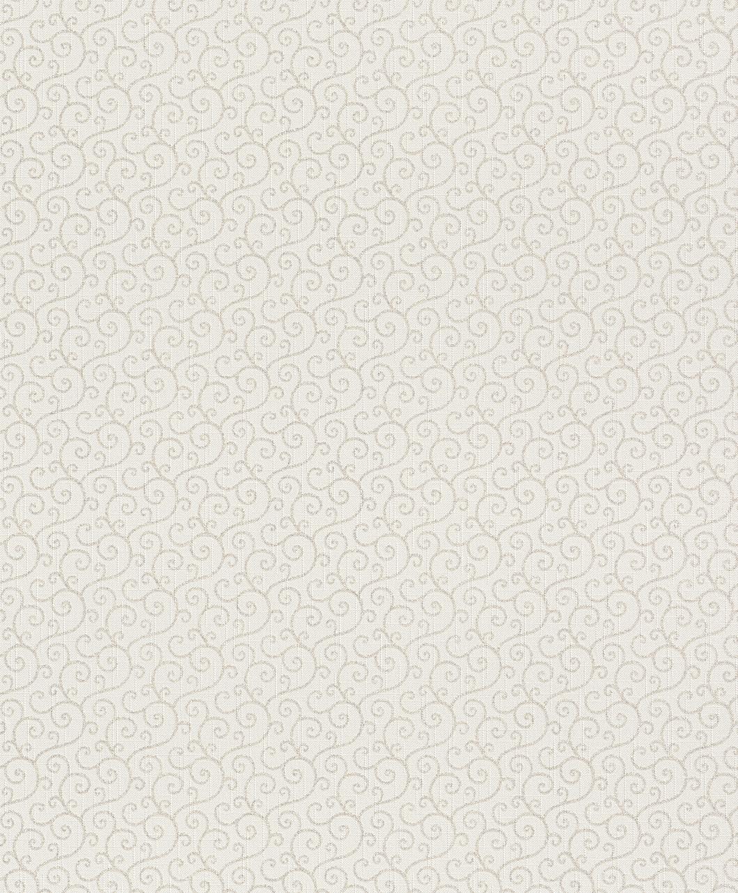 Tapeta na zeď Rasch Shiny Chic 423846 | 0,53x10,05m (Vliesové tapety - béžová, krémová)