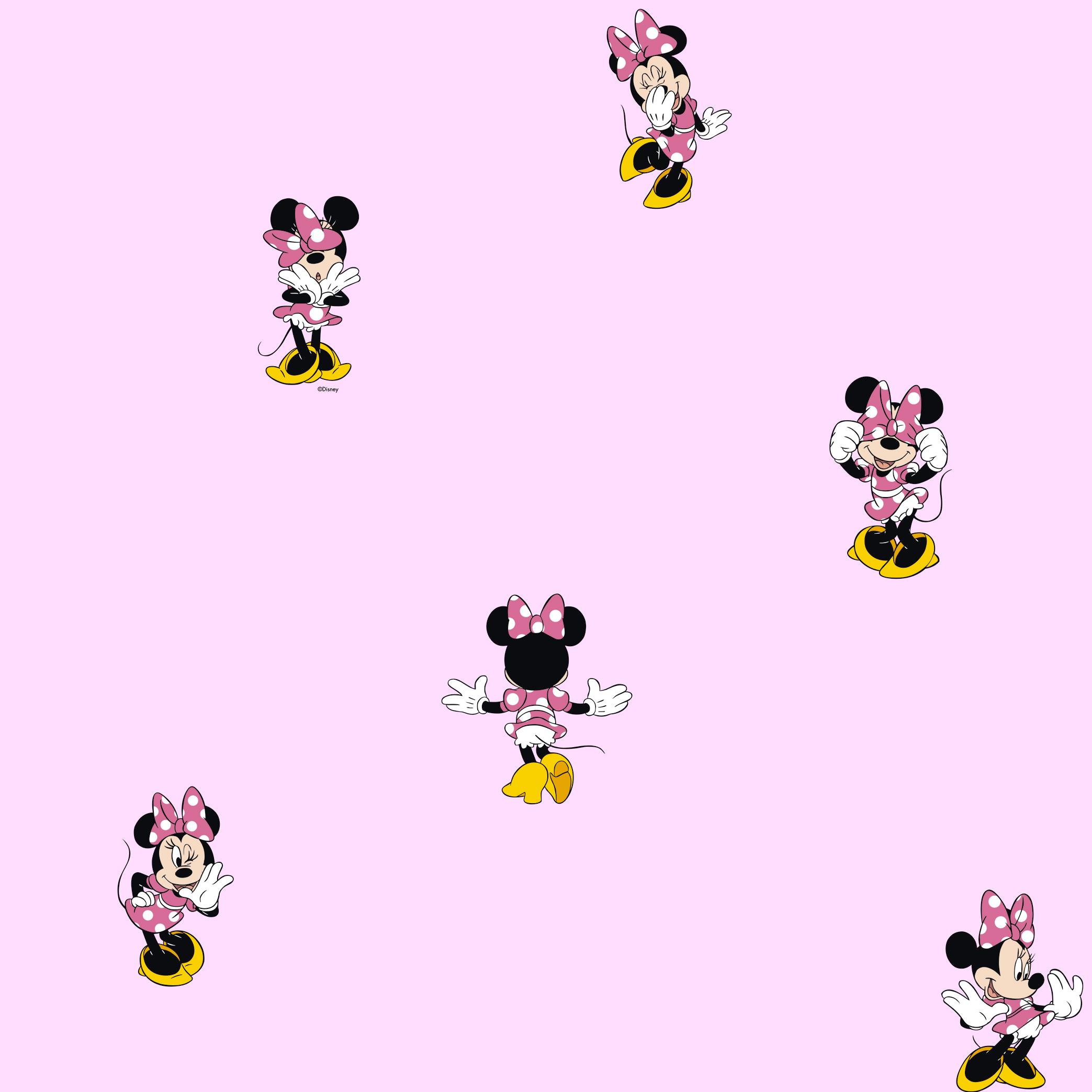 Dětské tapety Disney Deco 3002-2 | 10,05 x 0,53 m (Tapeta Mickey Mouse - papírová)