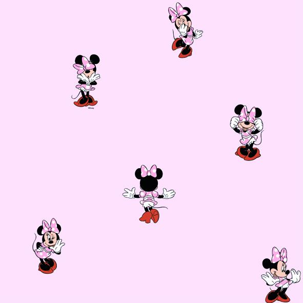 Dětské tapety Disney Deco 3002-3 | 10,05 x 0,53 m (Tapeta Mickey Mouse - papírová)