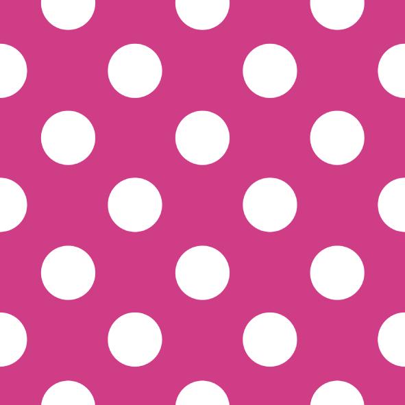 Dětské tapety Disney Deco 3006-1 | 10,05 x 0,53 m (Tapeta s puntíky - papírová)