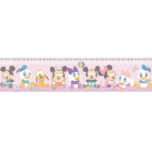 Samolepicí bordura Disney Deco 3500-1 | 5 m