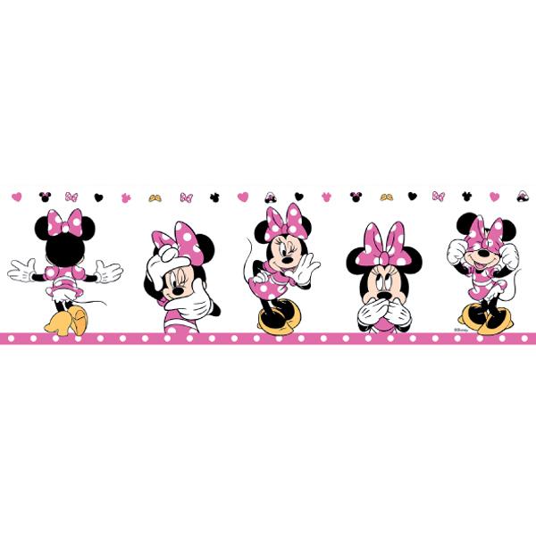 Samolepicí bordura Disney Deco 3502-2 | 5 m (Bordura Mickey Mouse)