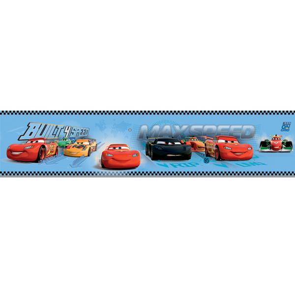 Samolepicí bordura Disney Deco 3505-1 | 5 m (Bordura Cars)