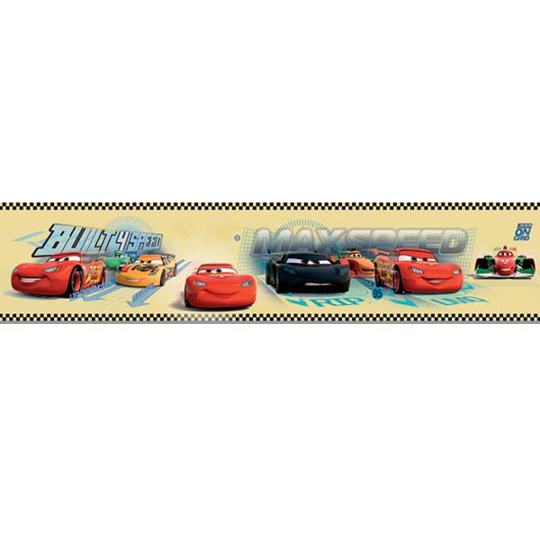 Samolepicí bordura Disney Deco 3505-2 | 5 m (Bordura Cars)