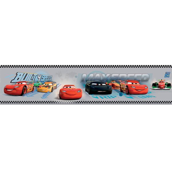 Samolepicí bordura Disney Deco 3505-3 | 5 m (Bordura Cars)