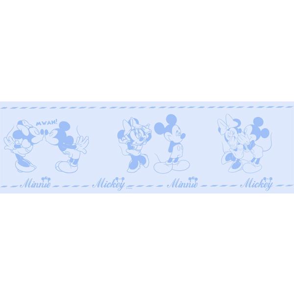 Samolepicí bordura Disney Deco 3506-3 | 5 m (Bordura Mickey Mouse)
