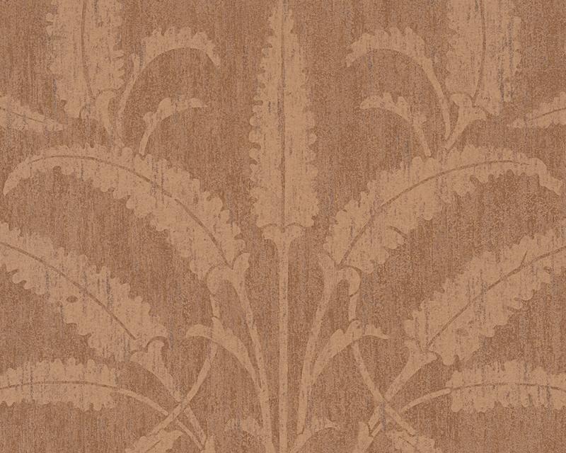 Tapeta na zeď Piazza 96104-4 | 10,05 x 0,53 m (Barokní tapeta květinová)