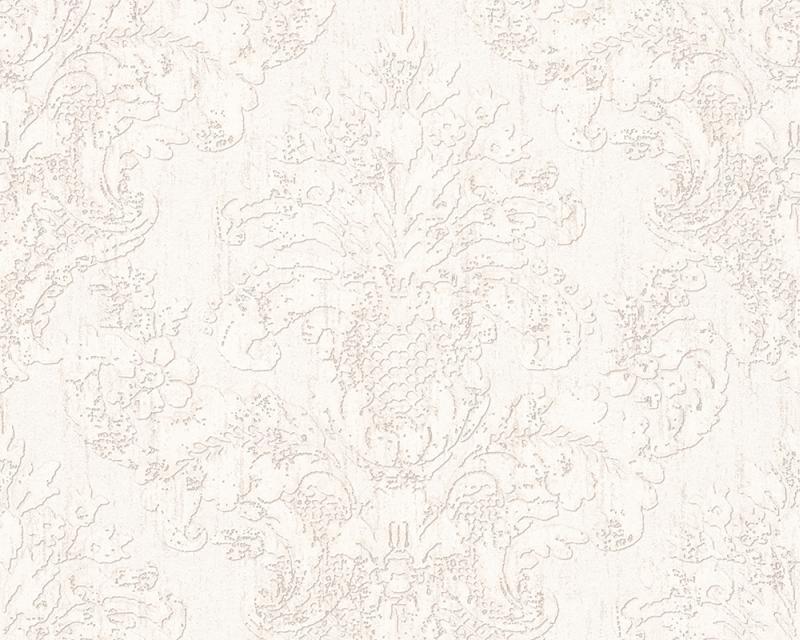 Tapeta na zeď Piazza 96105-1| 10,05 x 0,53 m (Barokní tapeta - ornament)