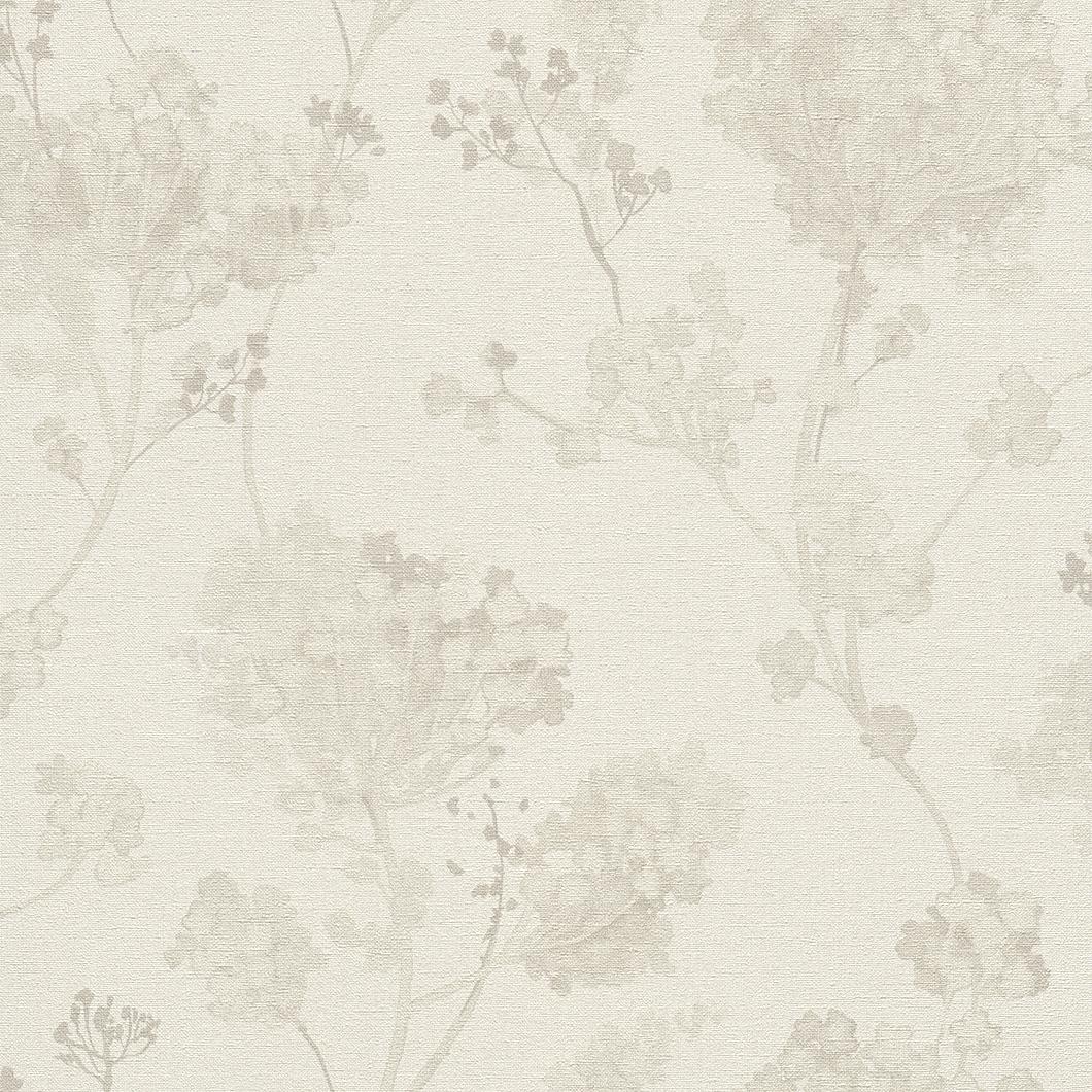 Tapety na zeď Rasch Florentine 449204 | 0,53x10,05m (Vliesová tapeta - smetanová, béžová)