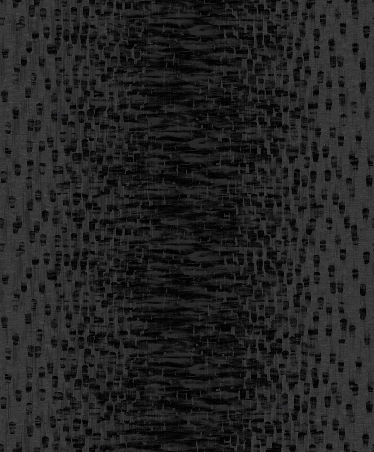 Tapety na zeď Vavex A10209 | 0,53 x 10,05 m (Vinylová tapeta - černá)