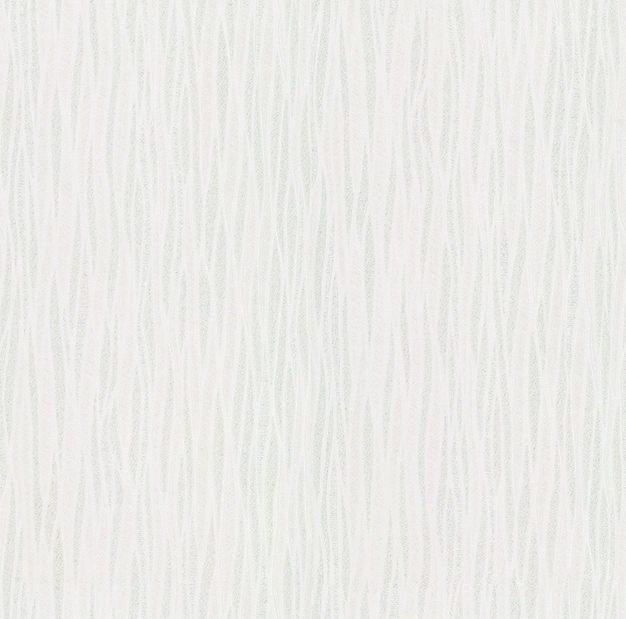 Tapeta na zeď Vavex Colin 488012 | 0,53 x 10,05 m (Bílá tapeta se stříbrnými flitry)