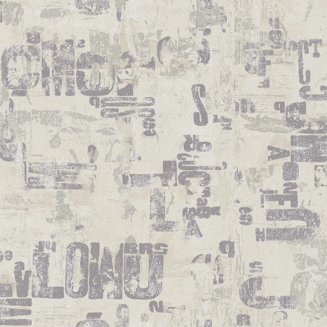 Tapeta na zeď Rasch Fiducia 425239 | 0,53x10,05 m (Vliesová tapeta - sametová)