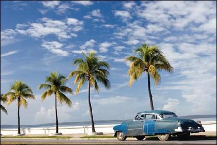 Fototapeta na zeď Cuba - 0312-9M (Vliesová fototapeta na zeď)