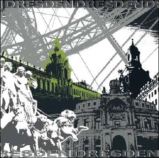 Fototapeta na zeď Dresden - 0320-6M (Vliesová fototapeta na zeď)