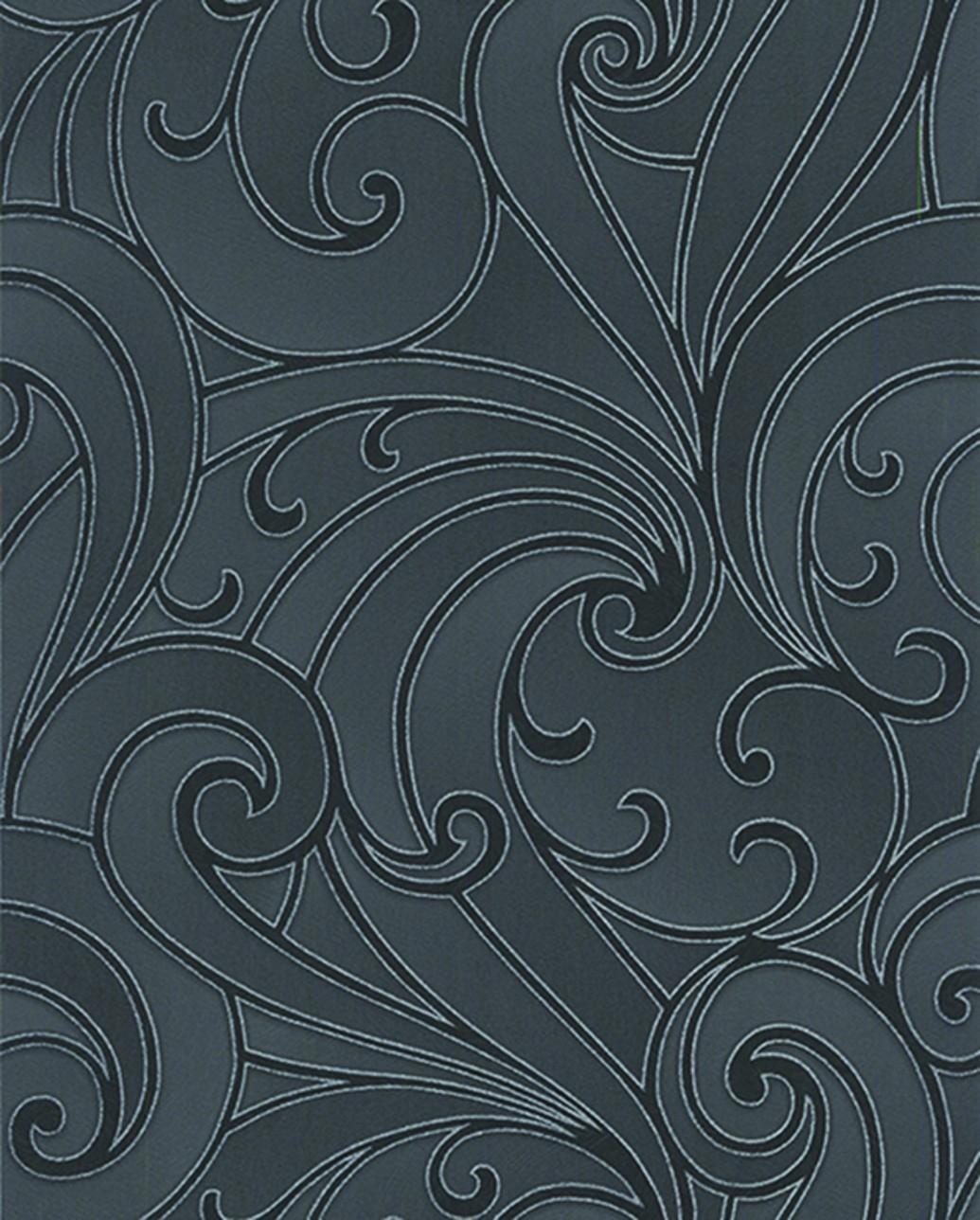 Tapety na zeď Vavex 20-010 | 0,53 x 10,05 m (Vinylová tapeta - šedá)