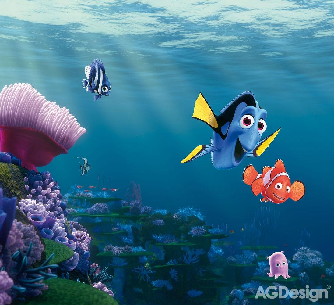 Fotozávěs AG Design Hledá se Nemo FCS XL 4323