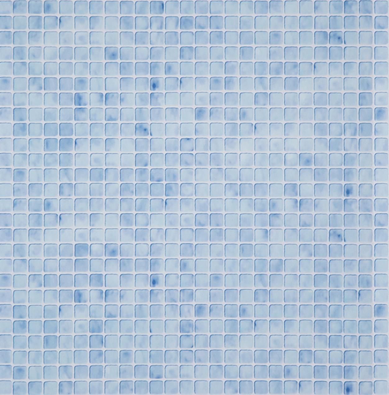 Tapeta na stěnu Vavex 261 | 0,53 x 10,05 m (Vinylová tapeta - modrá)