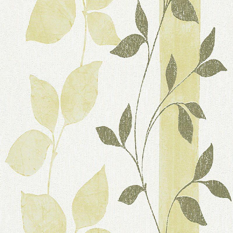 Tapety na zeď Dimex 30092-1 (Vliesová tapeta - zelená, bílá)