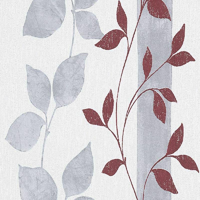 Tapety na zeď Paloma 30092-5 (Vliesová tapeta - šedá, červená)