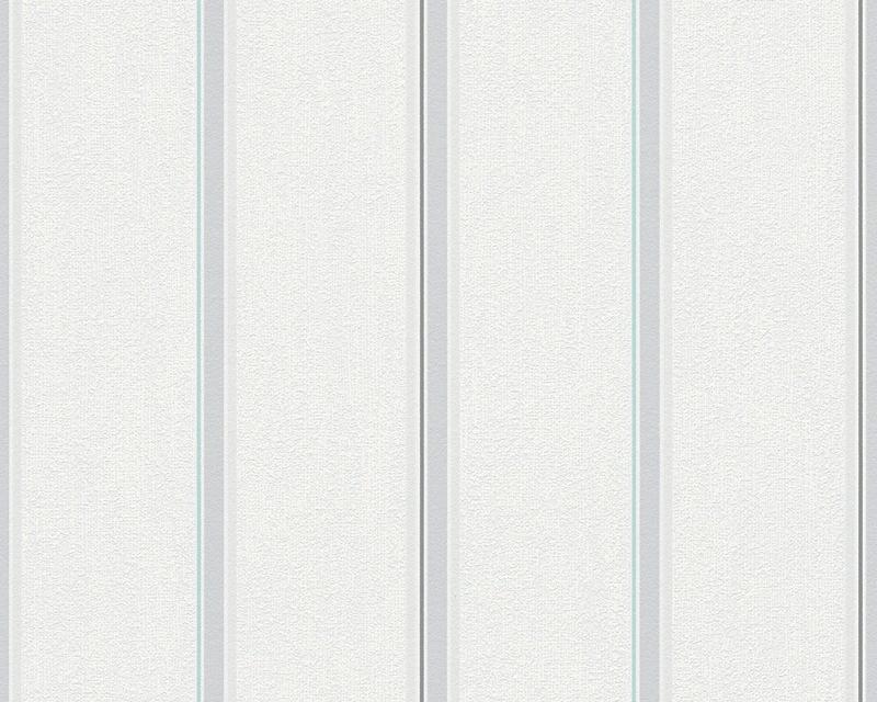 Moderní tapeta OK 7 30006-2 | 0,53 x 10,05 m (Vliesová tapeta - šedá, modrá)