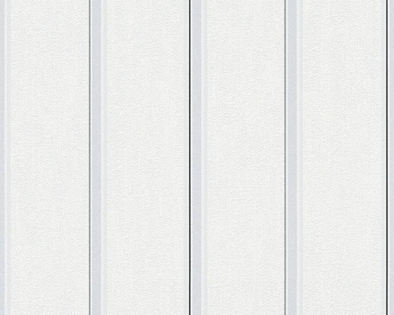Moderní tapeta OK 7 30006-3 | 0,53 x 10,05 m (Vliesová tapeta - šedá, smetanová)